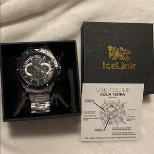 Icelink men's watch